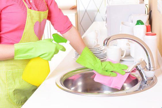 Легкое мытье посуды